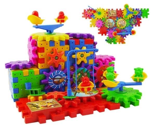 Развивающие качества Funny Bricks для ребенка