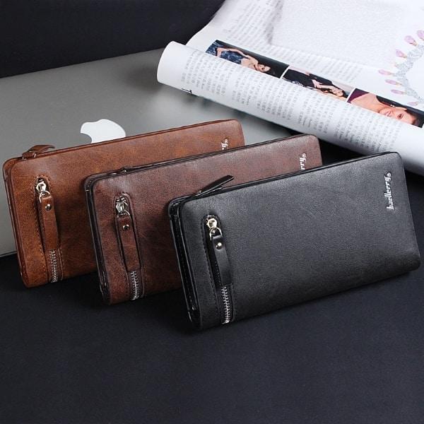 Основные преимущества портмоне Baellerry Leather