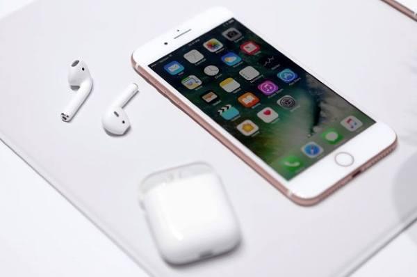 Комплектация и дизайн Iphone 7