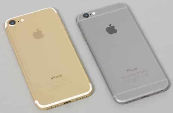 Достоинства Iphone 7