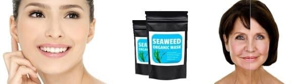 Как применять омолаживающую маску Seaweed Organic Mask