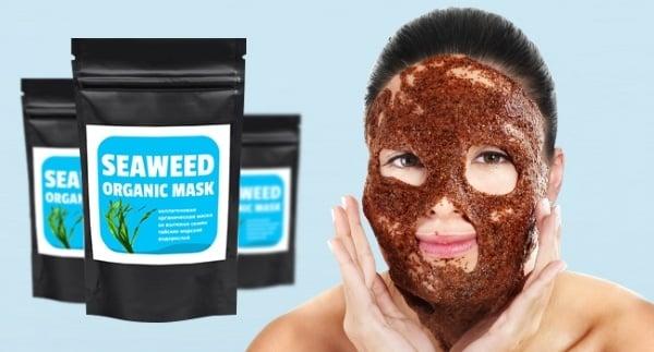 Как купить Seaweed Organic Mask