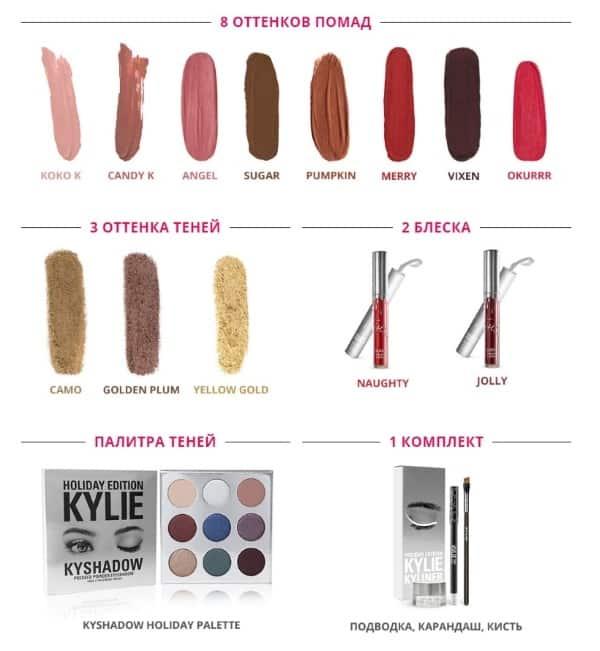 Главные отличия Kylie Holiday Big Box от косметики других брендов
