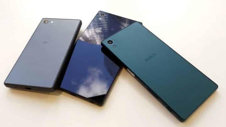 Качественная реплика Sony Xperia Z5