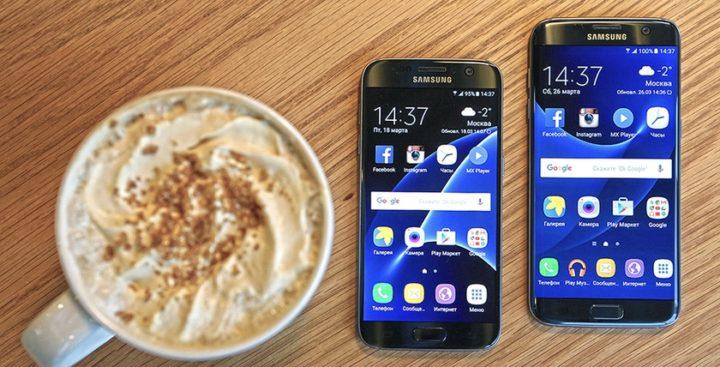 Реплика Samsung Galaxy S7