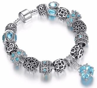 Pandora (Пандора) женский браслет