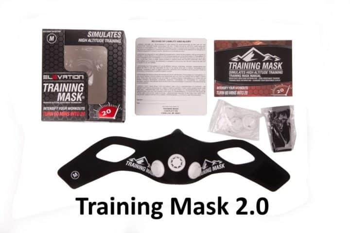 Тренировочная маска Training Mask 2.0: обзор, отзывы, купить, цена