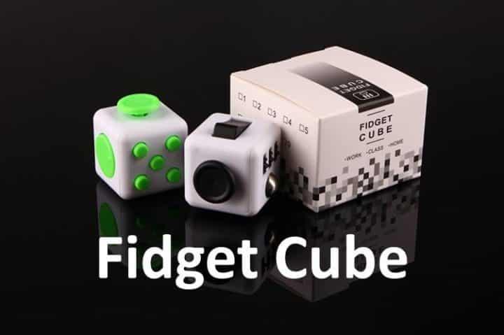Fidget Cube (кубик) игрушка-антистресс: обзор, отзывы, купить, цена