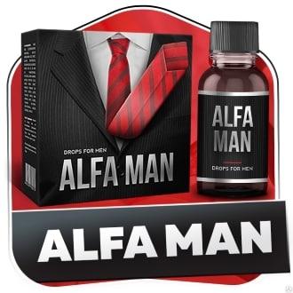 Alfa Man – капли для потенции