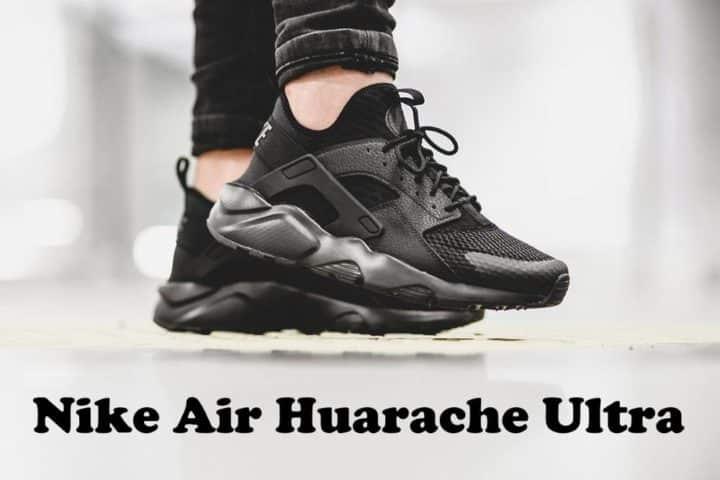 Мужские кроссовки Nike Air Huarache Ultra: купить, цена, обзор, отзывы