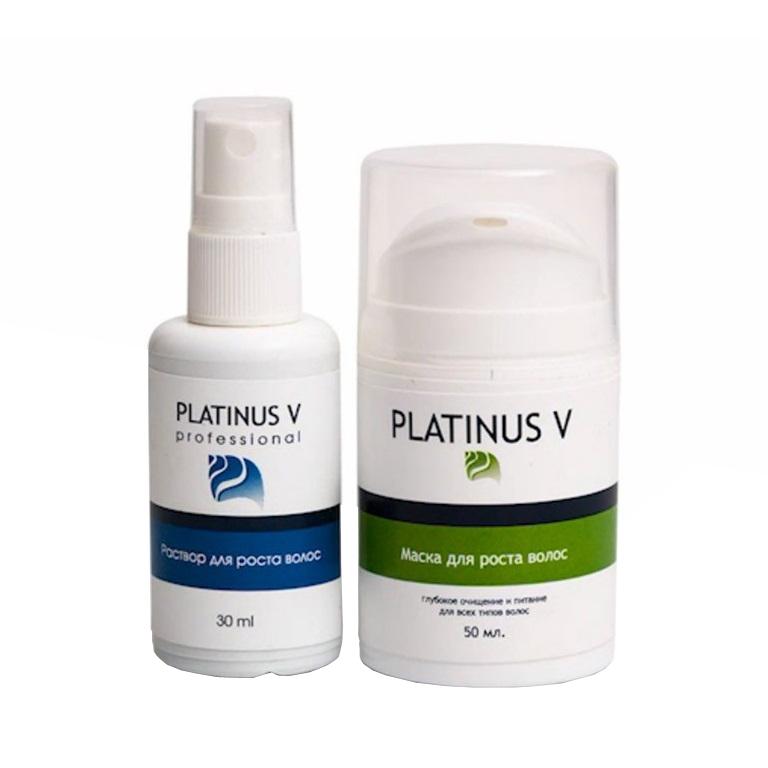 Platinus V Professional для роста волос в Горловке