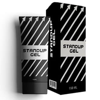 StandUp Gel - крем для увеличения члена