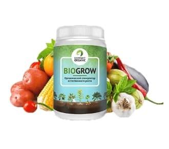 BioGrow – биоактиватор роста растений