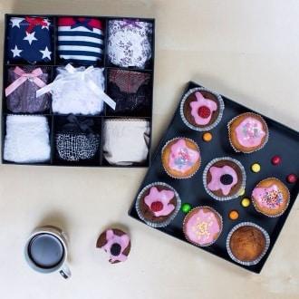 Набор женских трусиков Popkees