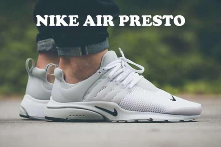 Кроссовки Nike Air Presto: купить по низкой цене, обзор, отзывы