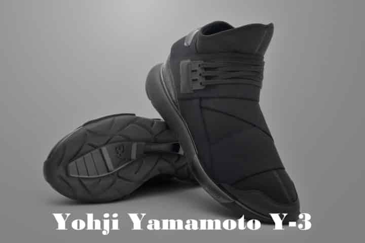Кроссовки Yohji Yamamoto Y-3: купить по низкой цене, обзор, отзывы