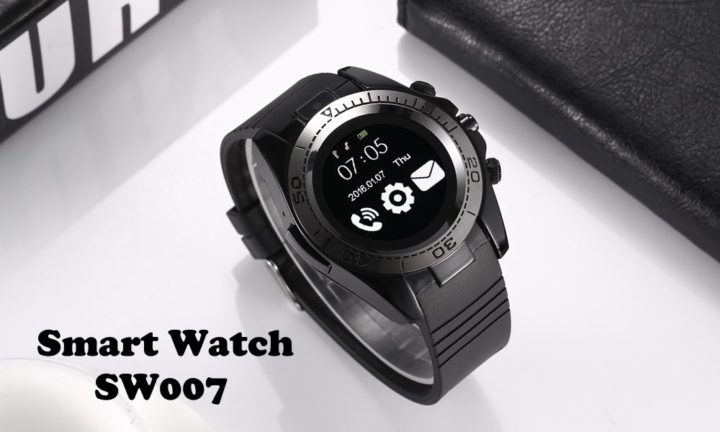 Умные часы Smart Watch SW007: купить, цена, обзор, отзывы