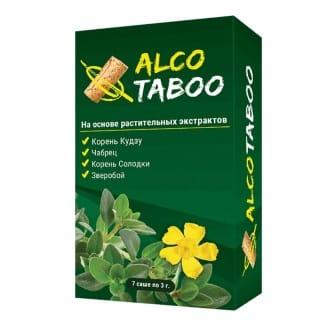 AlcoTaboo (АлкоТабу) от алкоголизма