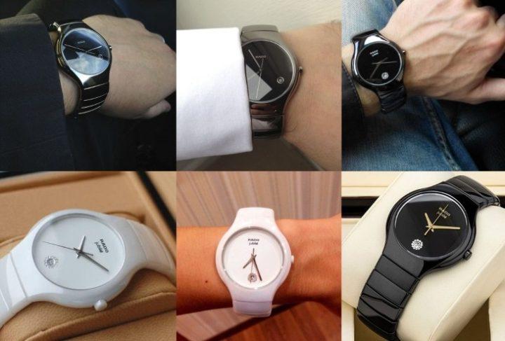Мой обзор на стильные часы RADO Jubile True