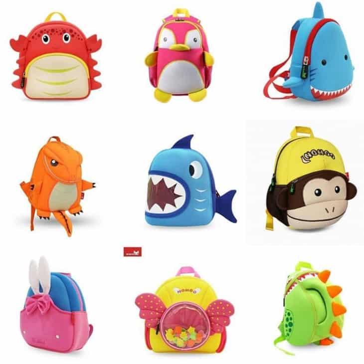 Дизайн 3D рюкзаков Nohoo