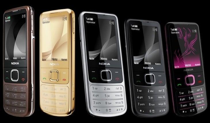 Удивительный девайс Nokia 6700 от легендарной финской компании