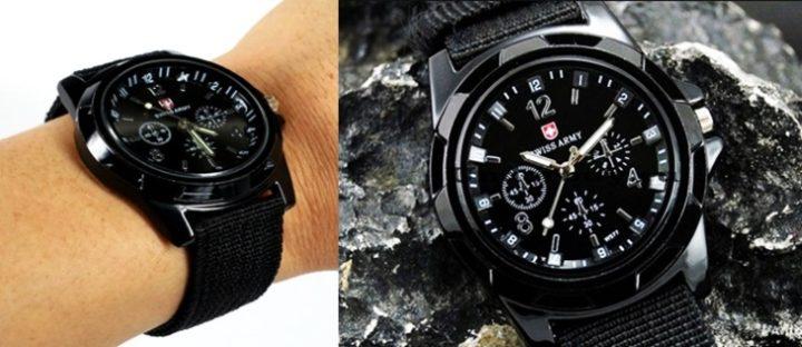 Ууникальные особенности часов SwissArmy