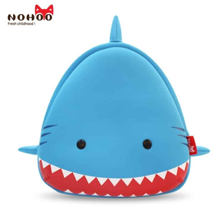 3D рюкзак Nohoo акула