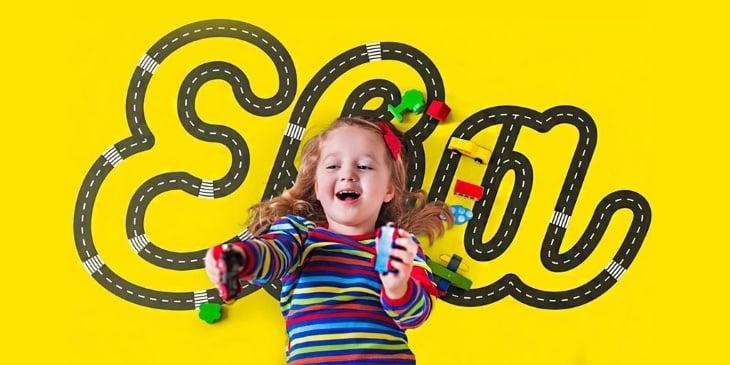 Stick & Driveпомогает в развитии ребенка