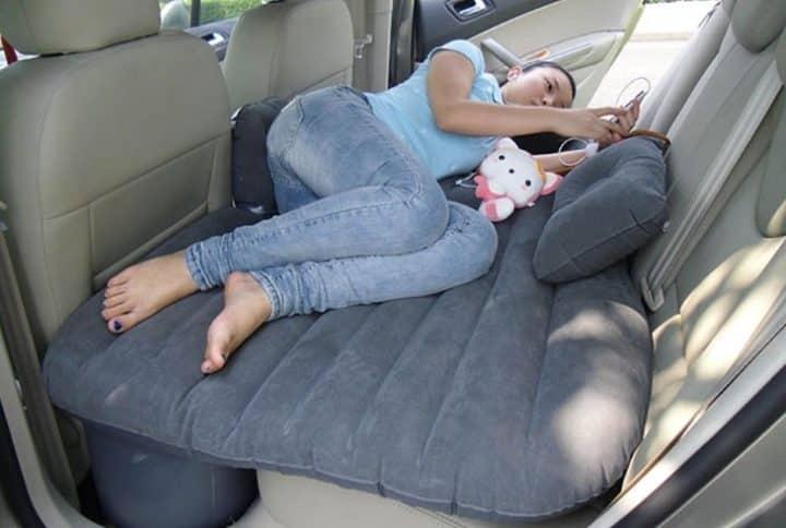 Купить надувной матрас в авто и отзывы о нем