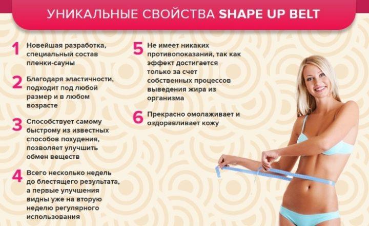Где купить Shape up Belt и ее свойства