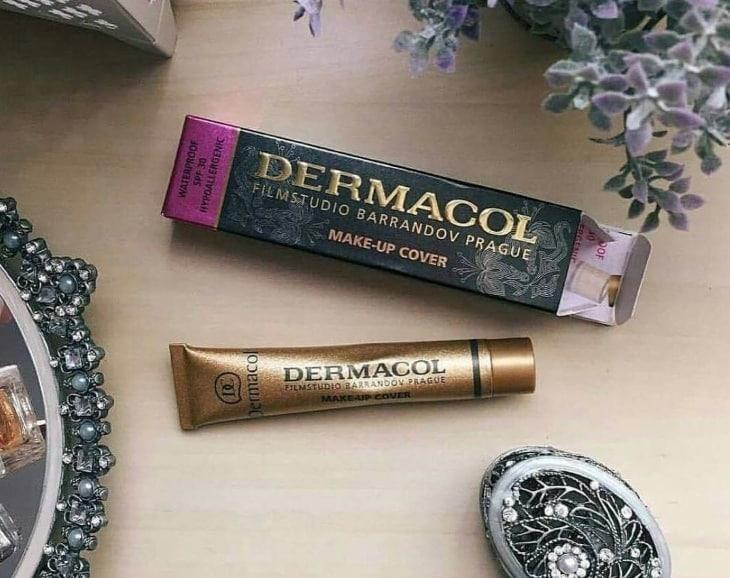 Где и как купить Dermacol