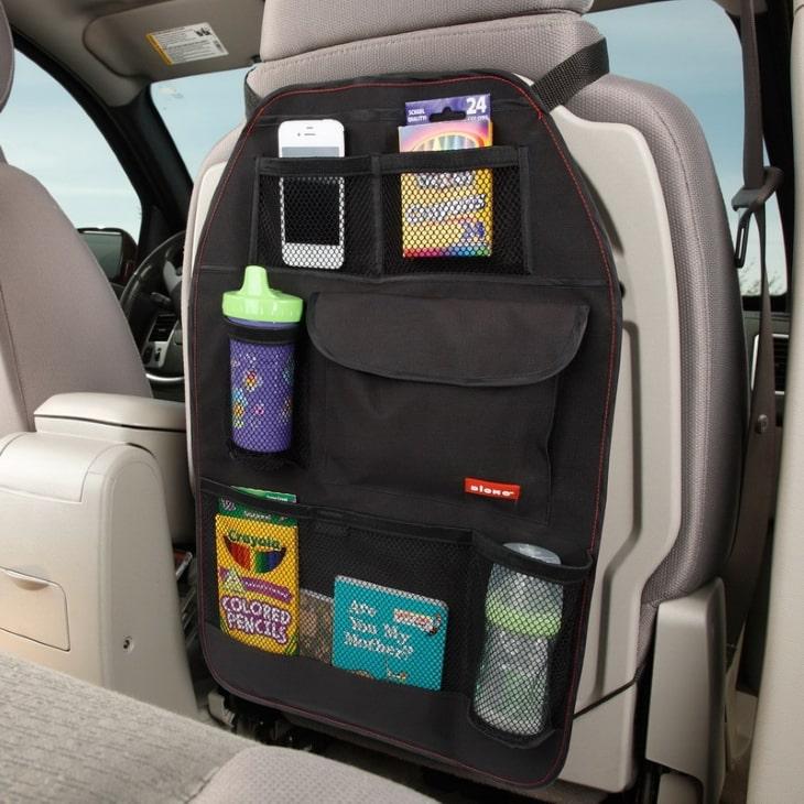 Удобный органайзер для автомобиля