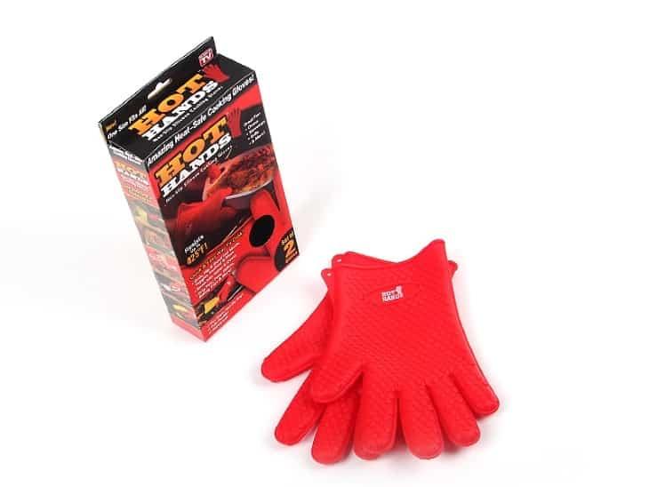 Hot Hands - термостойкие силиконовые перчатки