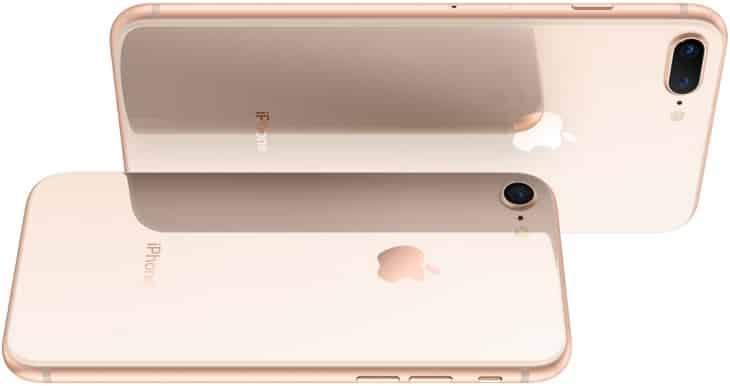 Качественная реплика Iphone 8