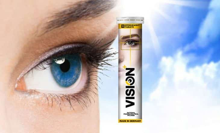 VisionPlus - препарат для остроты зрения