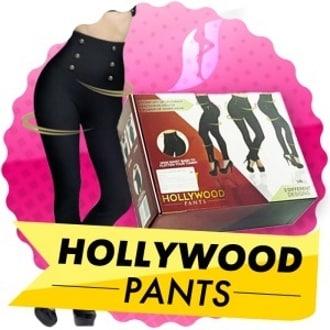 Брюки Hollywood Pants для похудения