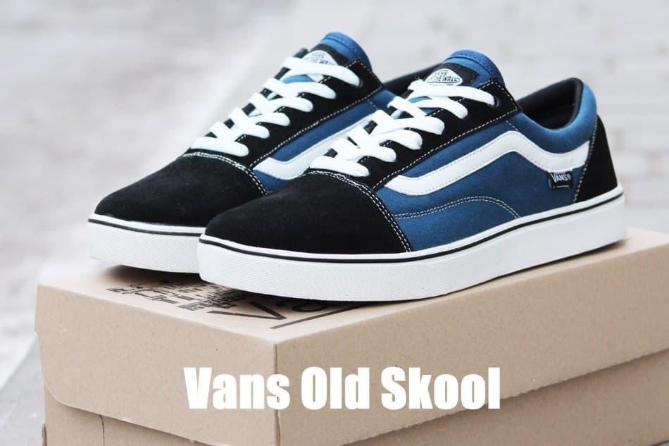Кроссовки Vans Old Skool: купить по низкой цене, обзор отзывы