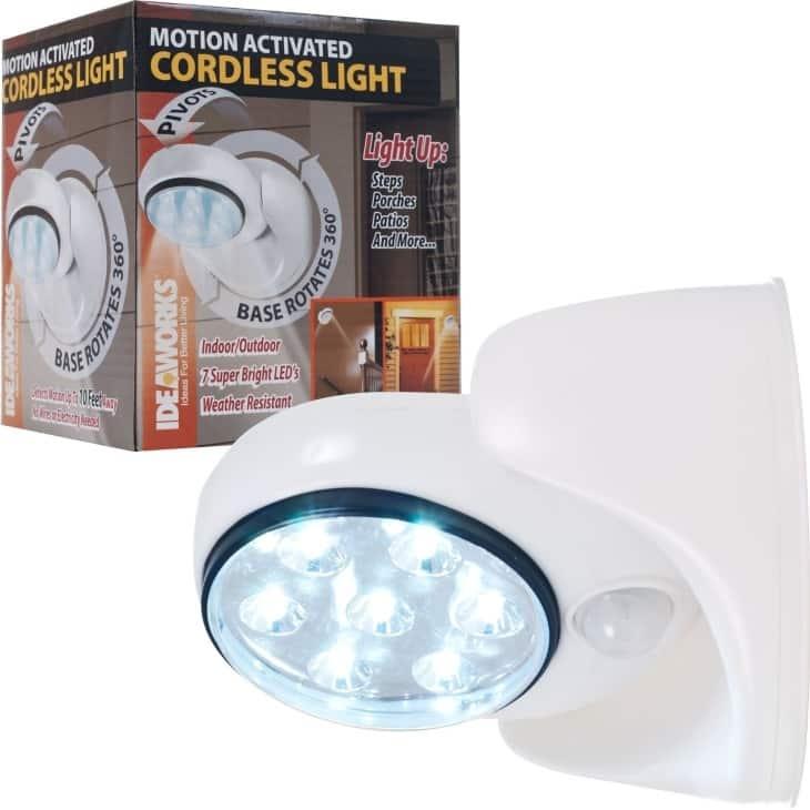 Как работает Cordless Light