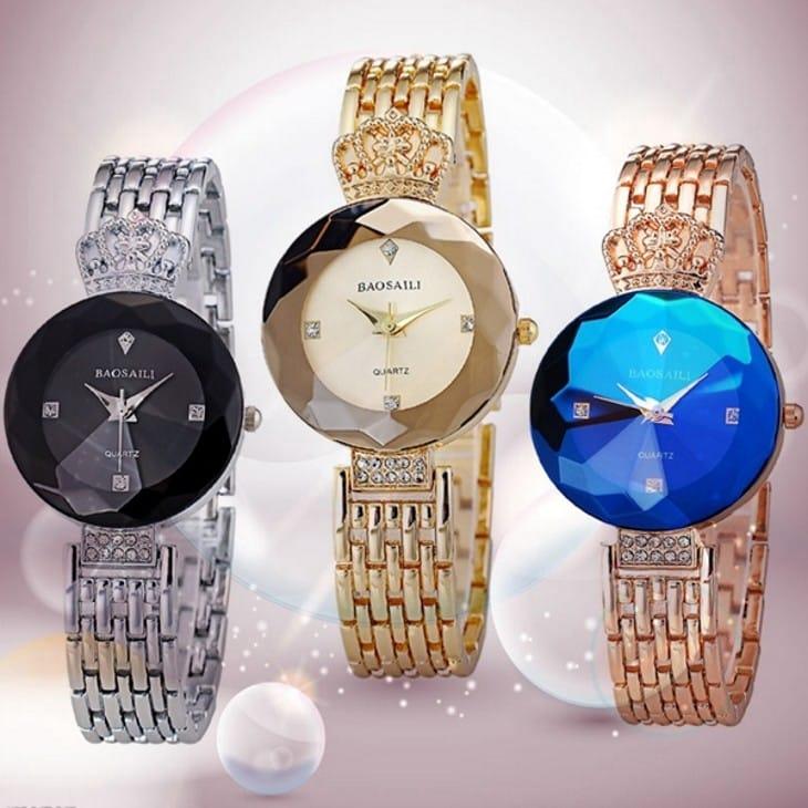 Обзор на элитные женские часы Baosaili