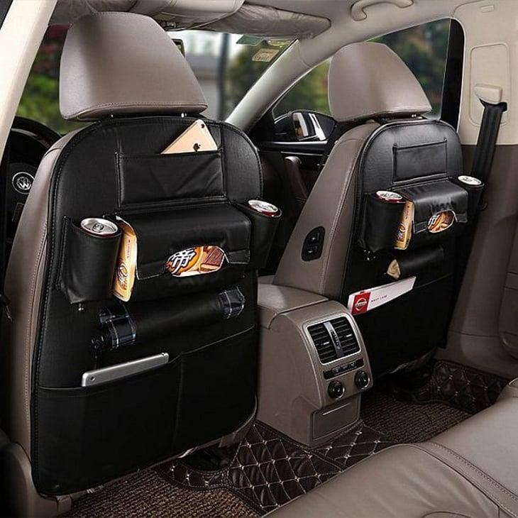 Особенности органайзера на сиденье для авто