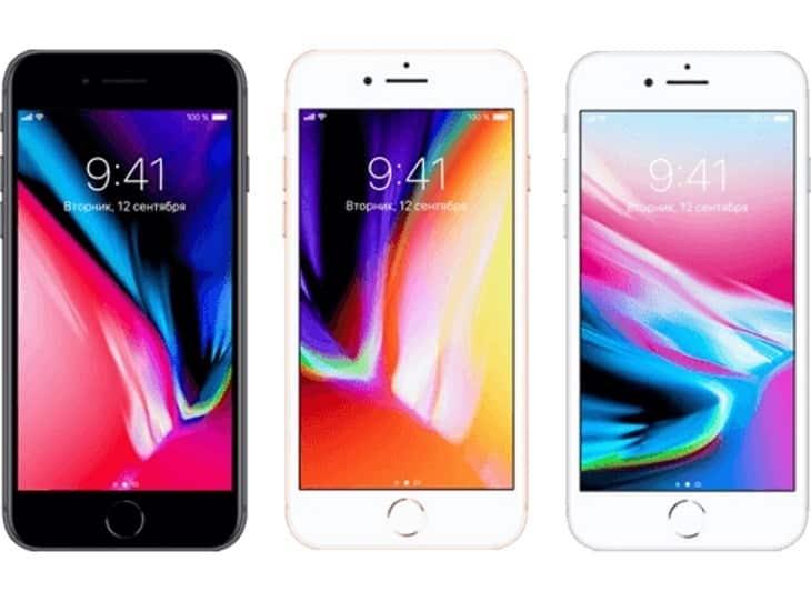 Стильный внешний вид Iphone 8