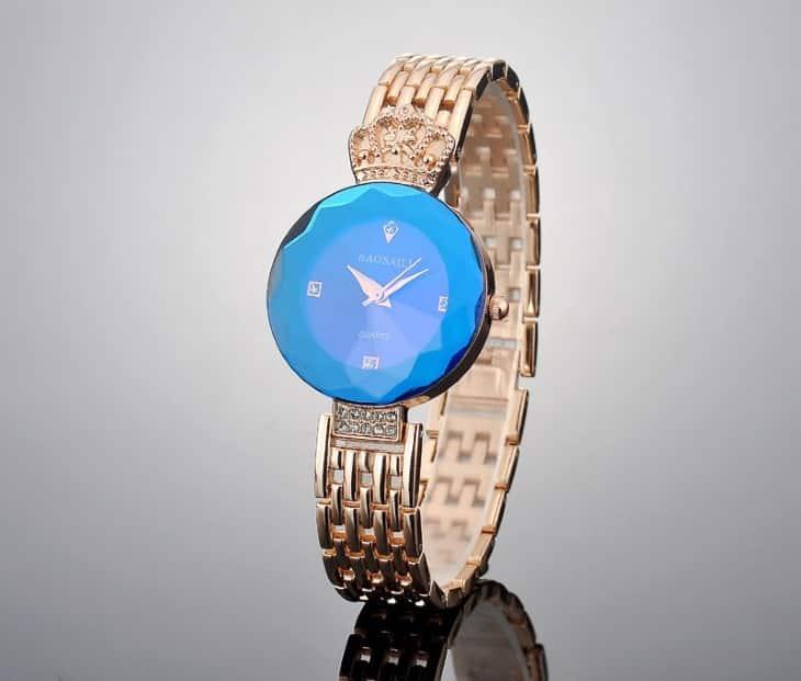 Элитный внешний вид часов Baosaili