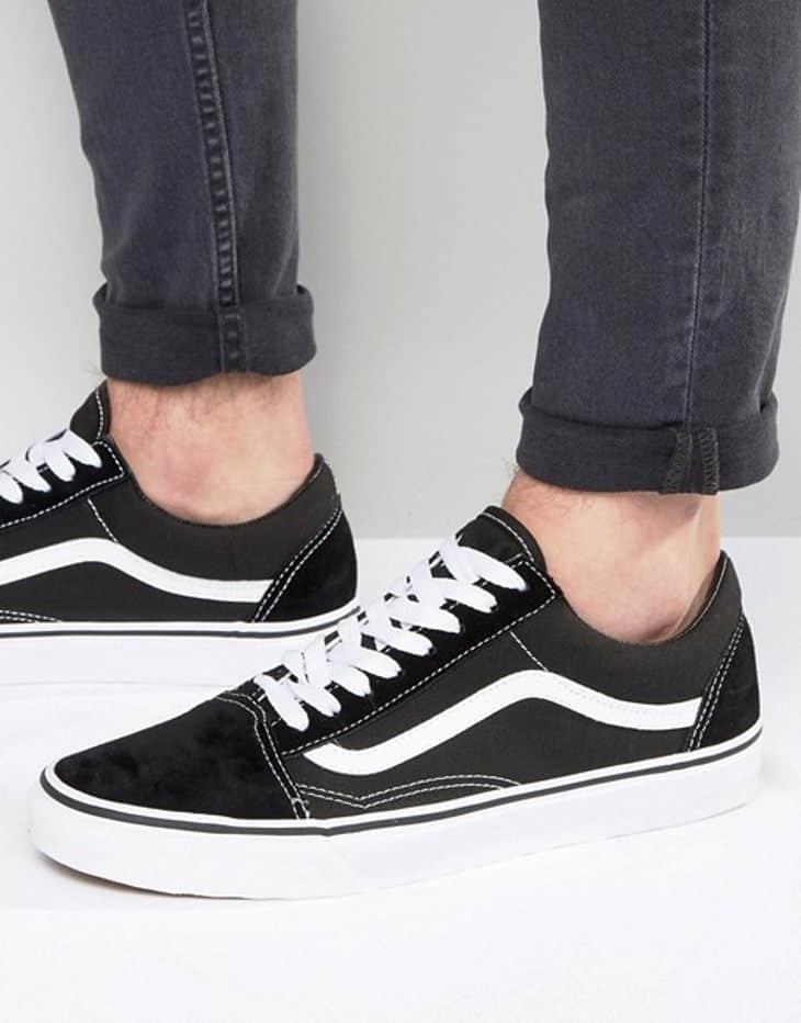 Отличительные черты кроссовок VansOldSkool