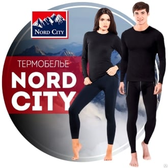 Термобелье Nord City