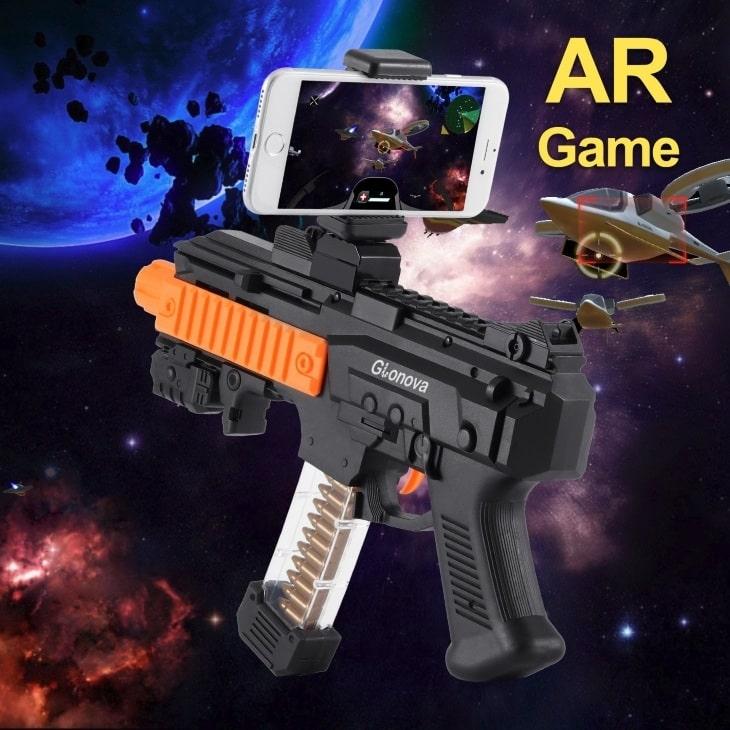 AR Game Gun - автомат дополненной реальности