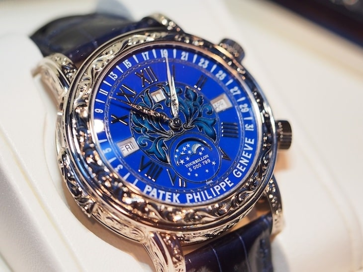 Patek Philippe Sky Moon Tourbillion - что это за часы?