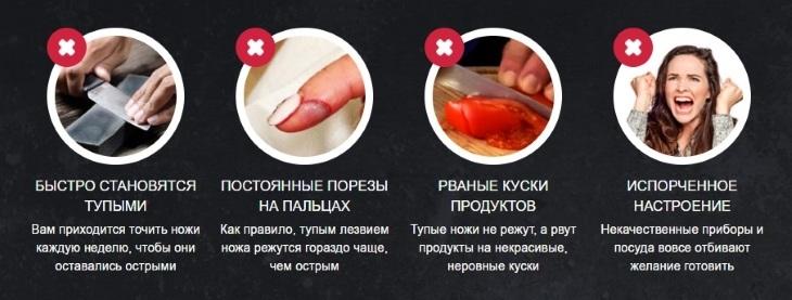 Почему обычные ножи устарели?