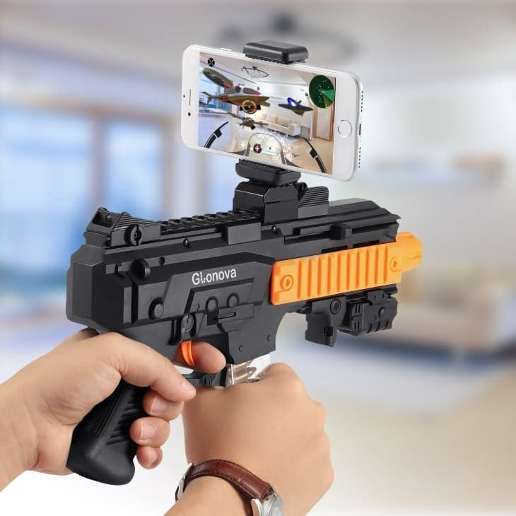 Что такое AR Game Gun и зачем нужно