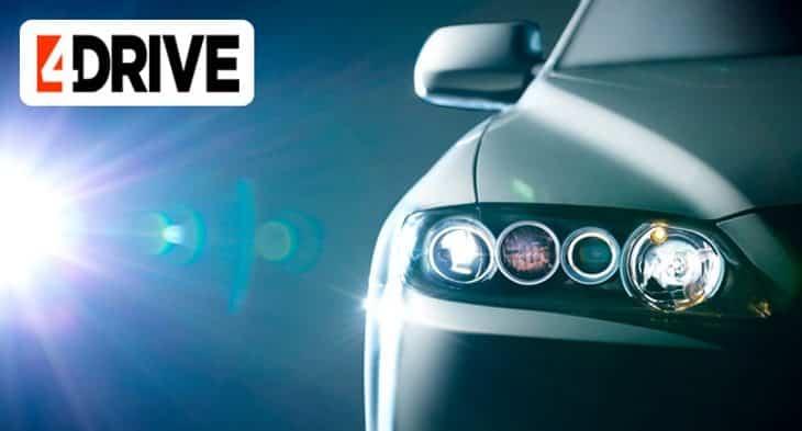 На какие автомобили подойдут лампы 4Drive
