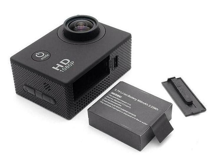Где можно использовать экшн камеру SportCam A7-HD